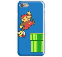 Mario vs. Flappy Bird Phone Case iPhone Case/Skin