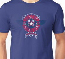 Rogers Boxing Gym 2 on Royal Unisex T-Shirt