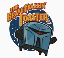 The Brave Frakkin' Toaster! Kids Clothes