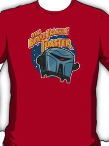 The Brave Frakkin' Toaster! T-Shirt