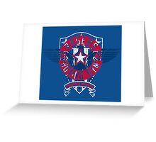 Rogers Boxing Gym 2 on Royal Greeting Card