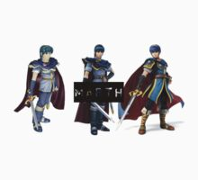 Marth through the ages.. by Baetch