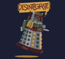 DISINTEGRATE! by nikholmes