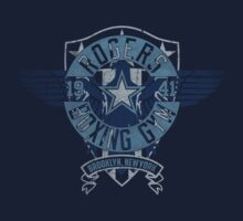 Rogers Boxing Gym 2 on Navy Kids Clothes