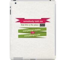 One Tree Hill iPad Case/Skin