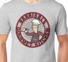 Hannibal's Gourmet Kitchen Unisex T-Shirt