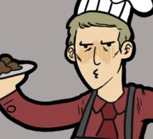 Hannibal's Gourmet Kitchen Sticker