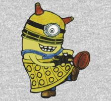Minion Khan One Piece - Long Sleeve