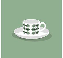 Berså design coffee cup by martinklausen