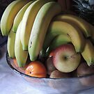 Still life: Fruit Bowl by Ian Lyall