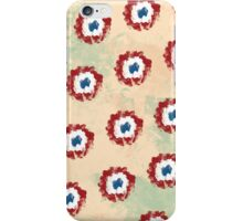 here's my patch iPhone Case/Skin