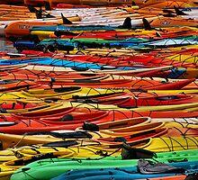 Kayak kayak by cgarphotos