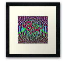 AC!D Framed Print