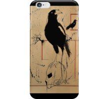"""""""Hamlet's Revenge"""" iPhone Case/Skin"""