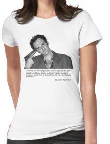 QT Womens Fitted T-Shirt