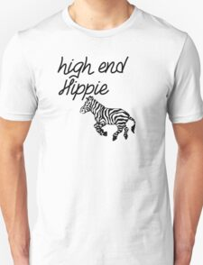 High End Hippie ZEBRA T-Shirt