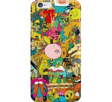 cartoon iPhone Case/Skin