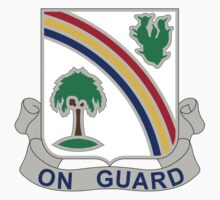 168th Infantry Regiment - On Guard by VeteranGraphics