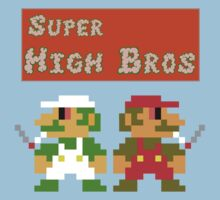Super High Bros! by superhighbros