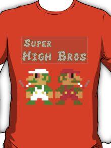 Super High Bros! T-Shirt
