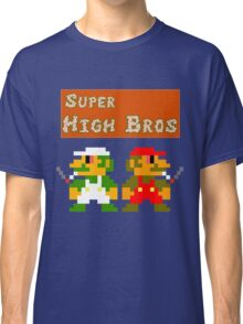 Super High Bros! Classic T-Shirt