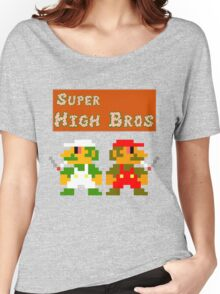 Super High Bros! Women's Relaxed Fit T-Shirt