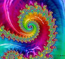 Rainbow Damage by Chazagirl