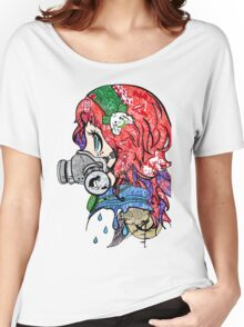 Steam Punk doodle Women's Relaxed Fit T-Shirt