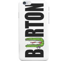 Tim Burton Poster 1 iPhone Case/Skin