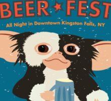 After Midnight Beer Fest Sticker