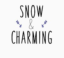 Snow and Charming Unisex T-Shirt