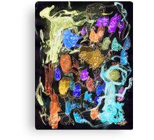 Island Of Spirit Weirdos Canvas Print