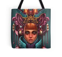 Rashah Queen Portrait Tote Bag