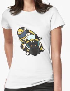 Thomas Luthi [2015 Edition] Womens Fitted T-Shirt