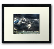 ©HCS Eye In The Sky HDRAII Framed Print