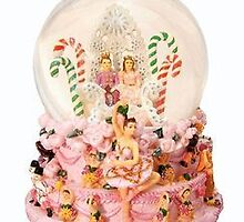 Land of Sweets Musical Snowglobe by nutcrackerbalet