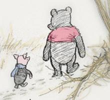 Winnie the Pooh Sticker