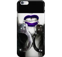 Fetish vampire alternate version iPhone Case/Skin