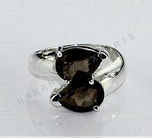 Wholesale sterling silver rings, Ruby ,opal, knuckle, peridot rings by Rocknarendra
