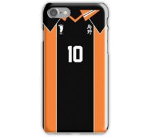 Karasuno High #10 iPhone Case/Skin