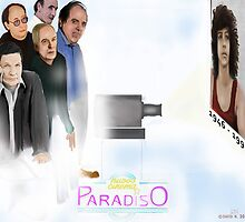 Cinema Paradiso 2014 - Israeli Version by Nornberg77