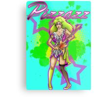 Pizzazz from the Misfits Metal Print