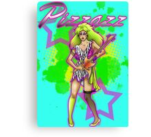 Pizzazz from the Misfits Canvas Print