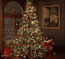Christmas in Estes Park by Jesse Diaz