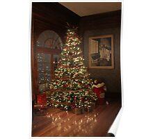 Christmas in Estes Park Poster