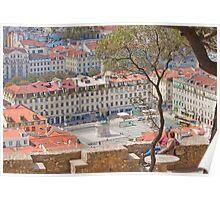 Praça da Figueira Poster