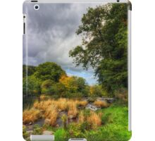 Autumn by The River iPad Case/Skin