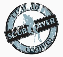 Certified Scuba Diver Kids Clothes