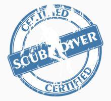 Certified Scuba Diver Baby Tee