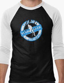 Certified Scuba Diver Men's Baseball ¾ T-Shirt